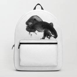 Jelly Love White Backpack