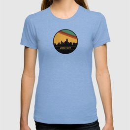 Jersey City Skyline T-shirt