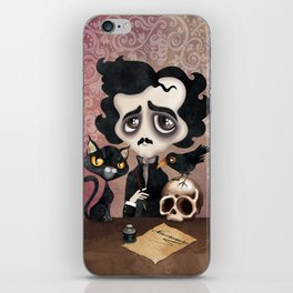 Edgar Poet iPhone Skin