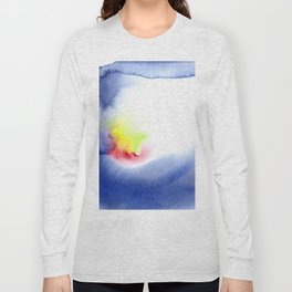 Soul's Bloom No.1A by Kathy Morton Stanion Long Sleeve T-shirt