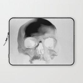 Black Skull Laptop Sleeve