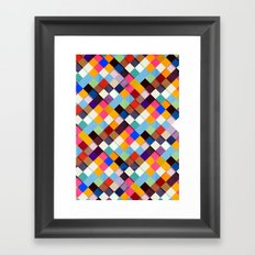 Pass this Bold Framed Art Print