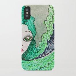 Plume iPhone Case