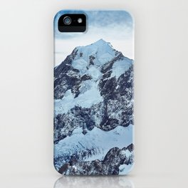 Mount Cook New Zealand Ultra HD iPhone Case
