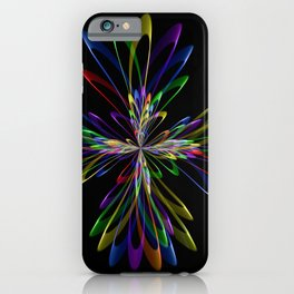 Abstrac Perfection 96 iPhone Case