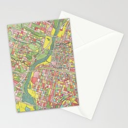 Lake Lady Bird, Austin/ Sherbet Stationery Cards