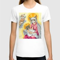 christ T-shirts featuring Internet Christ  by Quigley Down Under