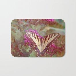 Swallowtail butterfly Bath Mat