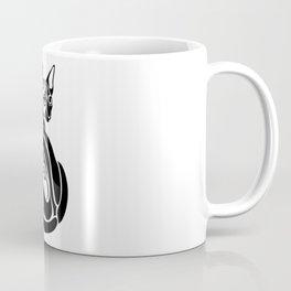 Egyptian Cat Coffee Mug