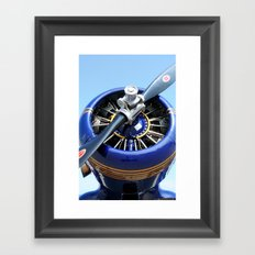 Looking UP! Framed Art Print