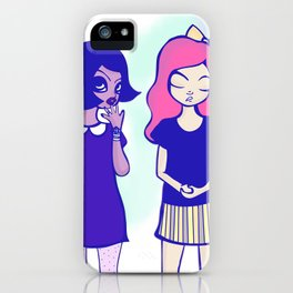 Coco & Sam  iPhone Case