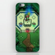 Zelda Link to the Past Master Sword iPhone & iPod Skin