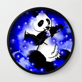 PANDA #2 Wall Clock