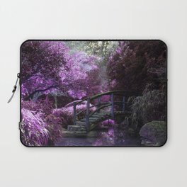 Tea Garden Laptop Sleeve