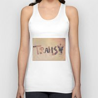 word Tank Tops featuring word  by bugo