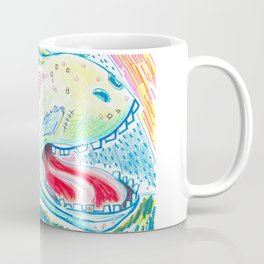 Off We Stride Coffee Mug