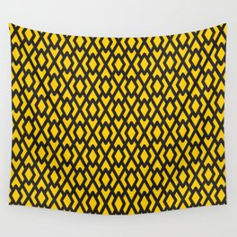Moroccan Fencing Wall Tapestry