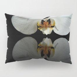 White Reflection Pillow Sham