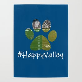 #HappyValley Poster