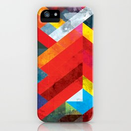 Geometrics One iPhone Case