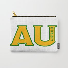 Abbreviated Australia Carry-All Pouch