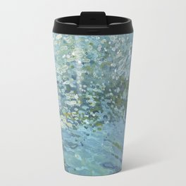 Pale Blue Seas Travel Mug