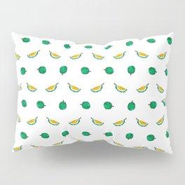 Durian - Singapore Tropical Fruits Series Pillow Sham