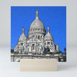 Paris_20190402_by_JAMColors Mini Art Print