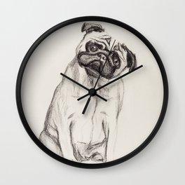 Pugg Wall Clock