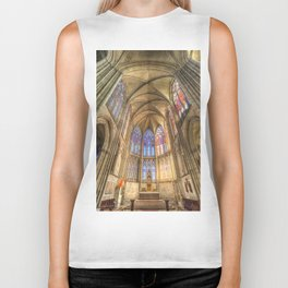 Troyes Cathedral Architecture Biker Tank