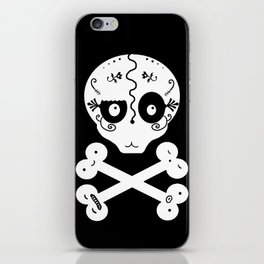 Calaverita iPhone Skin
