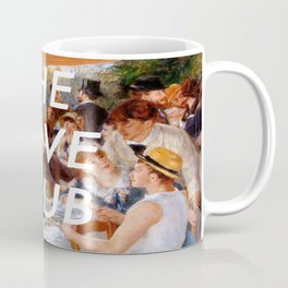 Luncheon with the Love Club Coffee Mug