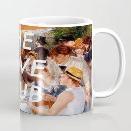 Luncheon with the Love Club Coffee Mug