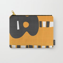 Retro Guitar Carry-All Pouch