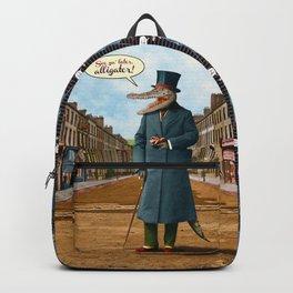See Ya Later, Alligator! Backpack