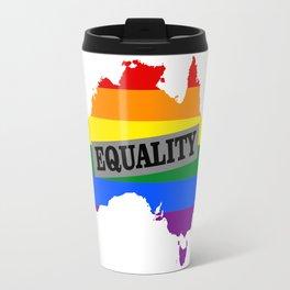 LGBT Equality Travel Mug