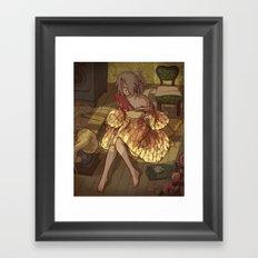 The Light Room Framed Art Print