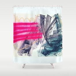 The Pines Shower Curtain