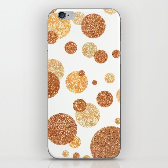 Party Dots iPhone & iPod Skin