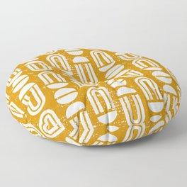 MACHA GEO GOLD Floor Pillow