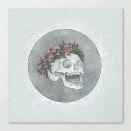 Flower Prince Yorick Canvas Print