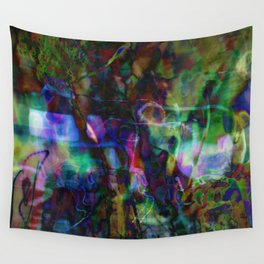 Agfa Mess Wall Tapestry