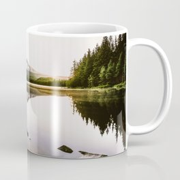 Fantastic Morning - Mount Hood Reflection Coffee Mug