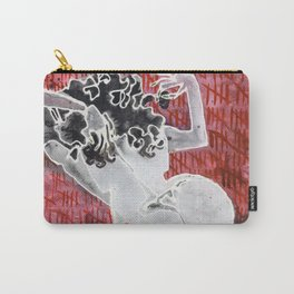 QUEEN OF SLUTS Carry-All Pouch