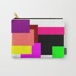 Colour Squares Carry-All Pouch