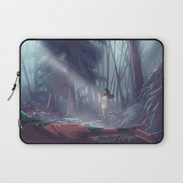 How to be a Werewolf: Malaya in the Forest Laptop Sleeve