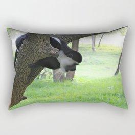 Monkeying Around 4 Rectangular Pillow
