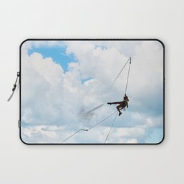 Clouds climbing Laptop Sleeve