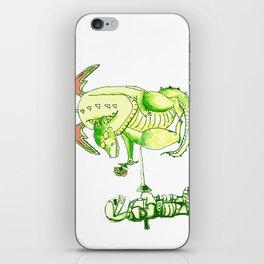 Good v.s. Evil? iPhone Skin