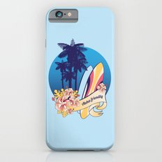 Aloha-friendly surf, summer, beach Slim Case iPhone 6s